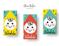 La Cioccolata, Packaging design project