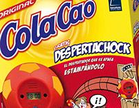 Diseño Packaging Colacao