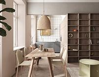 Leninsky apartment