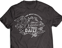 Older Than Dirt, Still Fresh Daily - T-Shirt design