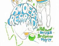 Dodos Promotional Amoeba Poster