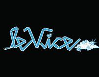 LeVice Logo Design