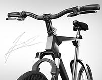 Acuaro Hybrid Bicycle