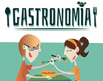 Restaurant illustration