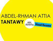 AbdelRhman Tantawy Visual Resume