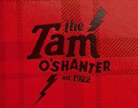 The Tam O'Shanter Restaurant Branding