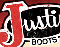 Circle E / Justin Boots