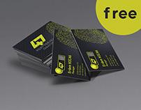 Creative Business Card (Free Template)