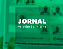 Jornal circulação interna