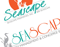 Seascape Properties Logo Project