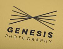 Genesis Photography - Brand Identity