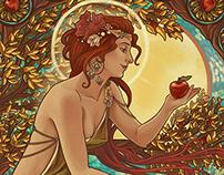 Scarlet Maiden Hard Cider Nouveau