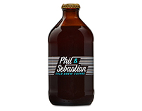 Phil & Sebastian // Cold Brew Coffee Packaging