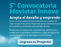 Landing Movistar Innova