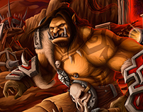 Warlords of Draenor (illustration)