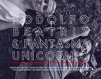 rodolfo beatriz & fantasma unicornio