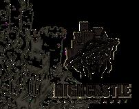 Highcastle Consultancy Isologotype Design