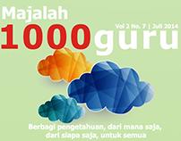 Majalah 1000 guru #40