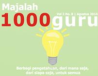 1000 Guru Magazine Vol. 2 No. 8