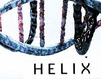 3D Helix Animation (Inspirado en Helix la serie).