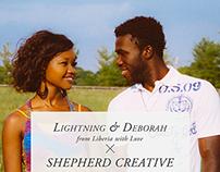 Lightning & Deborah