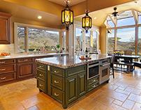 Kitchen & Bath Design (for UpDown Designs)