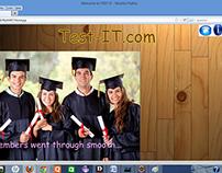 Online Examination System using JSP and Servlet