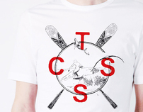 The Critical Slide Society - T-shirt design Pitch