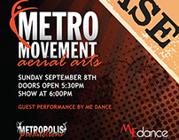 Metro Movement and Aerial Arts
