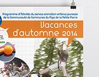 programme vacances automne 2014 - La Petite Pierre