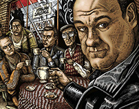 The Sopranos 2014