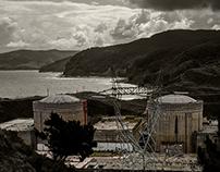 LEMONIZ (SPAIN) A nuclear station corpse. 1972-2014