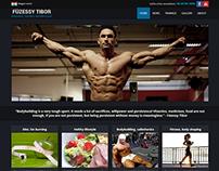 Füzessy Tibor - personal trainer, bodybuilder