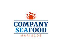 Company Seafood | Identidad Corporativa