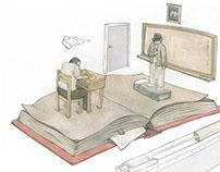 Mysterious Notebook 神秘的筆記本