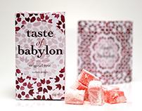 Taste of Babylon Turkish Delight