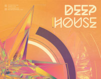 Deep House Abstract