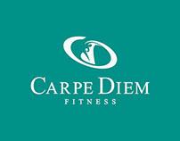 Carpe Diem Fitness Logo Design