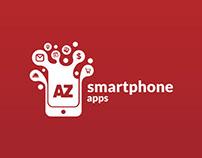 AZ Smartphone Apps Logo design