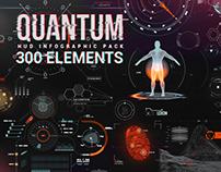 Quantum HUD | Infographic Pack