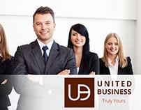 United Business- website Design