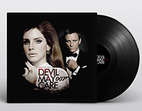 Lana Del Rey - Devil may care (James Bond Theme Song)