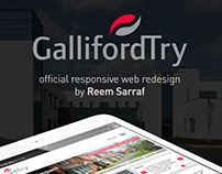 Galliford Try Official Redesign