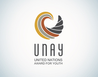 United Nations Award For Youth ( Corporate Branding)