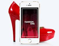 FashionOne iOS App