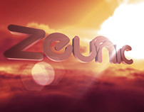 Zeunic - Web Studio Branding & Motion Graphics