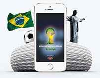 Fifa World Cup 2014 App by TRT