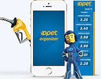 Opet Organizer App