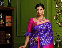 Kumaran Silks Agency: Ivy League advertising
