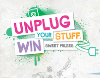 Ontario Power Authority - Unplug Your Stuff Contest